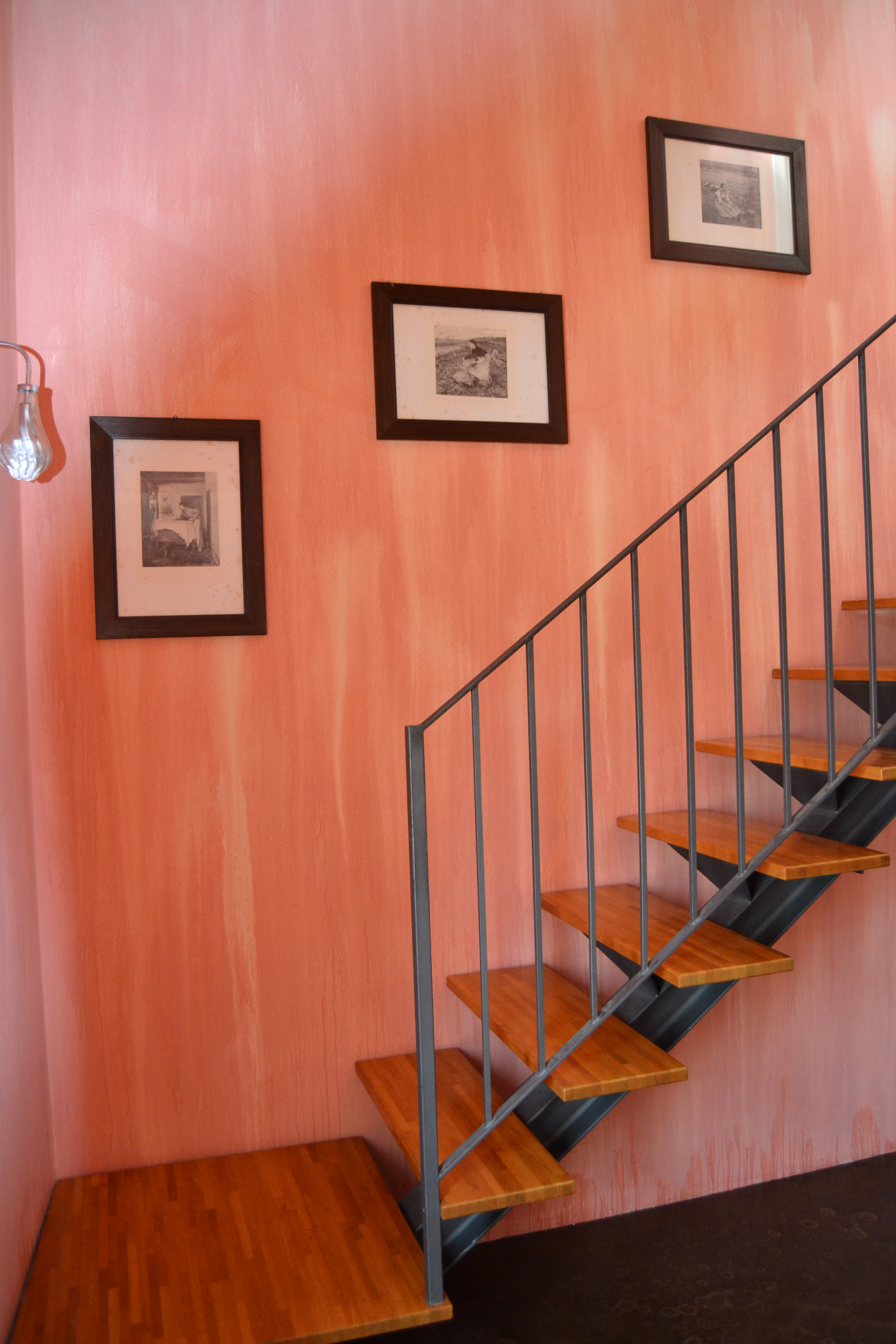 Accesso Zona Notte /Stair to bedroom