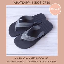 Ojotas Havaianas para Hombre hybrid  gris originales Dreams Calzado Caballito Av Rivadavia 4975 Loca