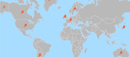 BOLT Expands International Shipping
