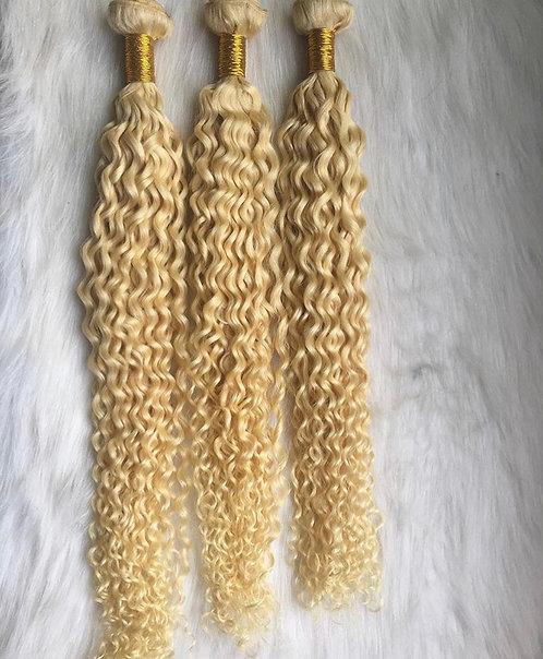 Blonde Textured Wefts