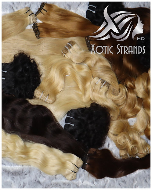 Silky Straight Premium Indian Bundles