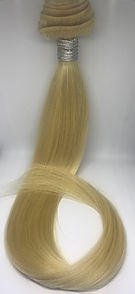 XoticStrands Blonde Extensions