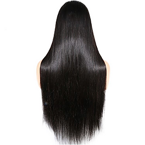 XoticStrands Raw Straight Hair