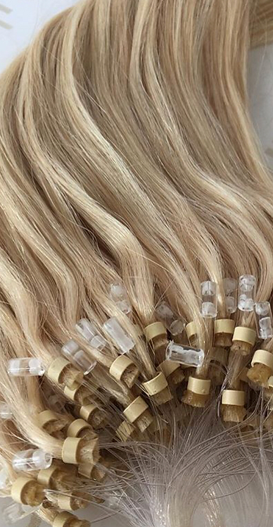 Blonde Straight - Cold Fusion Extensions