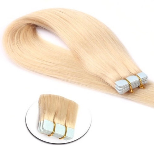 Light Colored Tape Extensions