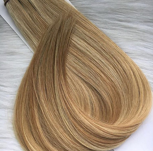 Colored Luxury Wefts