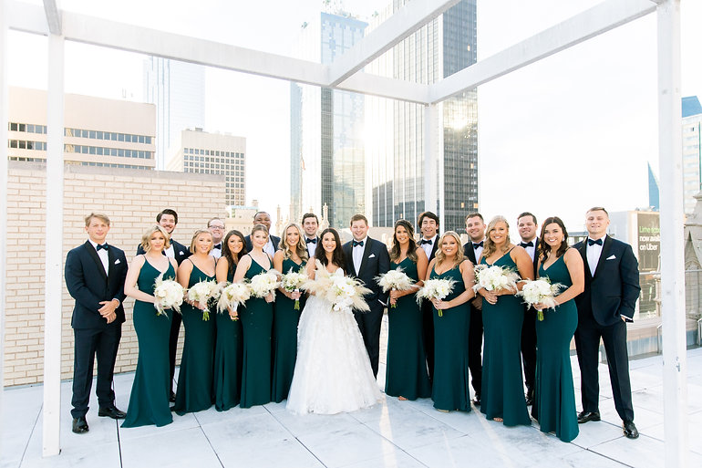 Dallas Luxury Wedding by Two Girls in Pearls Events
