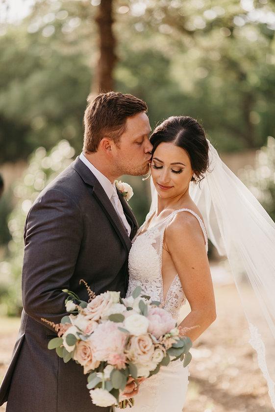 Luxury Dallas Wedding at The Bowden