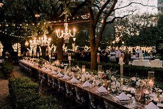 Head Table Marie Gabrielle Wedding