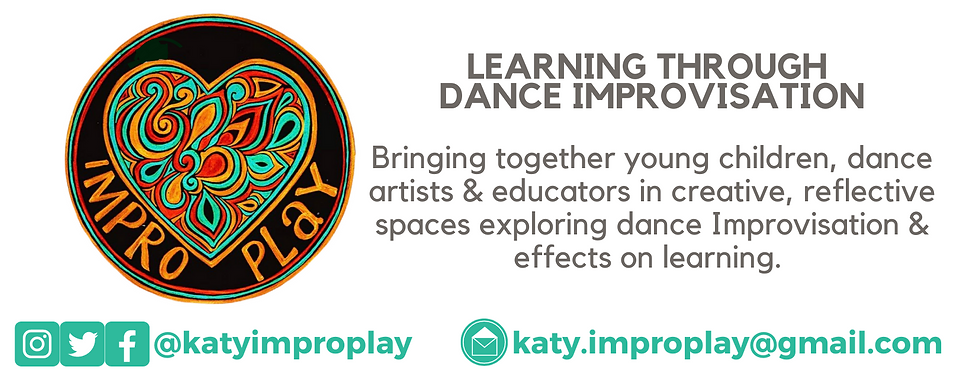 Copy of Copy of LEARNING THROUGH DANCE I