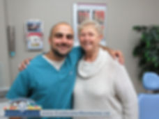 Denture consultations are free of charge. Coldwater Denture Clinic is happy to take in new patients. OW and ODSP denture coverage available in the Simcoe region.