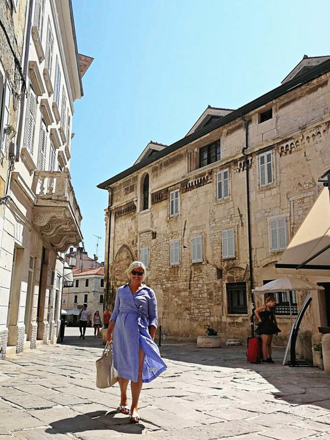 Pula - the vibrant Ancient Roman city
