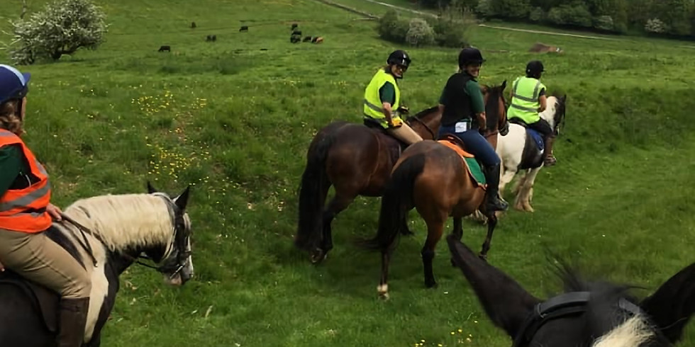 Cotswold Group Hack - Eastleach Downs