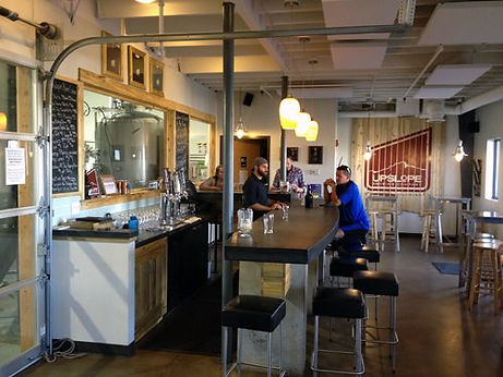 Upslope Brewery (Lee Hill)
