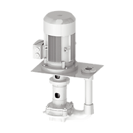This is a picture of the knoll clean coolant pump TG-30