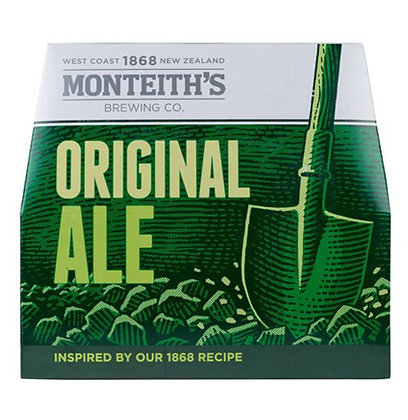 Monteiths Original 12x330ml Bottle