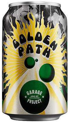 Golden Path 330ml can