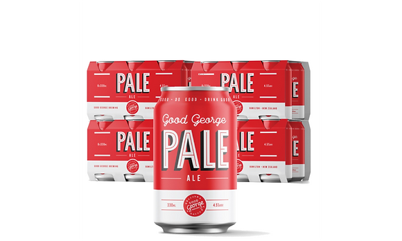 Good George Pale Ale 330ml Can