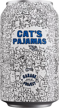 Cats Pyjamas 330ml Can