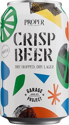 Crisp Beer Can 330ml