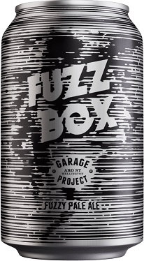 Fuzzbox 330ml Can