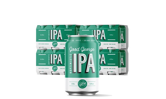 Hoptimistic IPA Cans 6 Pack
