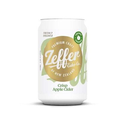 Zeffer Crisp Apple Cider 330ml Can