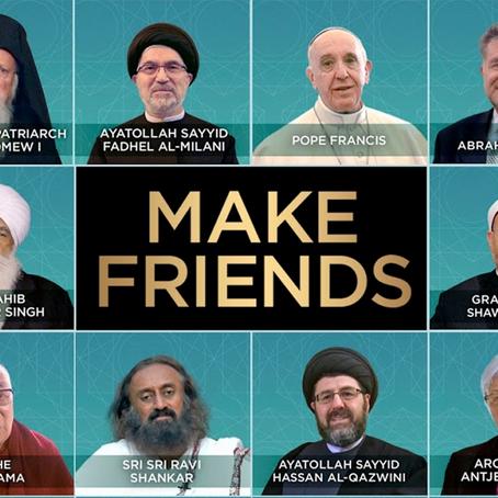 Ecumenismo como um dos instrumentos para estruturar o Governo mundial?