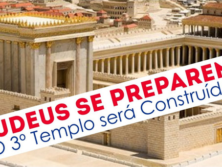 A Profecia do 3 ° templo !!! (Chegou o tempo do fim)