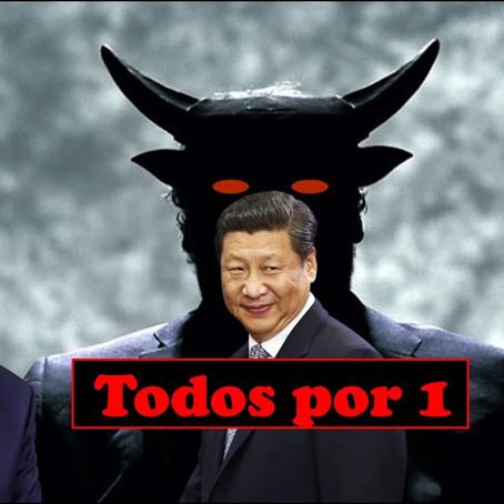 O Mundo sendo preparado para o Anticristo reinar !!!
