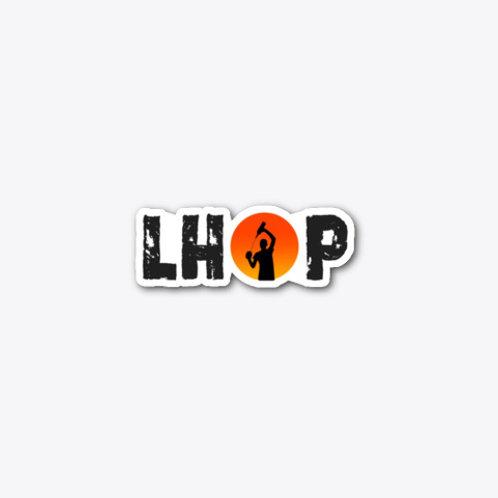 LHOP Sticker
