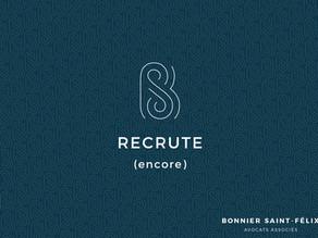 BONNIER SAINT-FELIX recrute un(e) stagiaire IP/IT