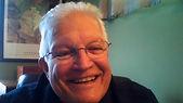 Craig Polsfuss smiling on WisdomNet TV