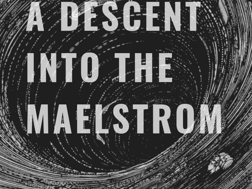 """Science Fiction and Edgar Allan Poe's """"A Descent Into the Maelstrom"""""""