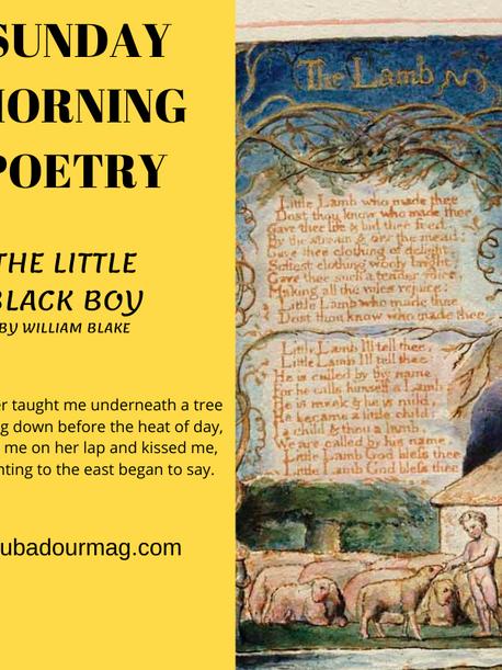 The Little Black Boy By William Blake