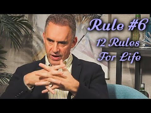 Jordan Peterson's 6th Rule, School Killers, & The Pebble and the Clod