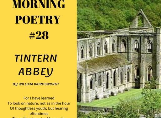 Tintern Abbey by William Wordsworth