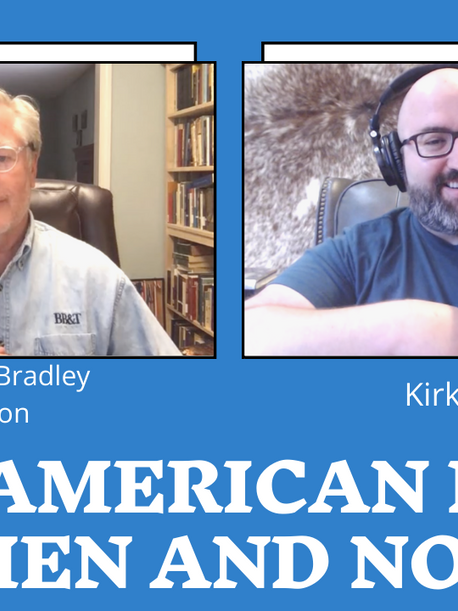 The American Mind Then and Now with C. Bradley Thompson