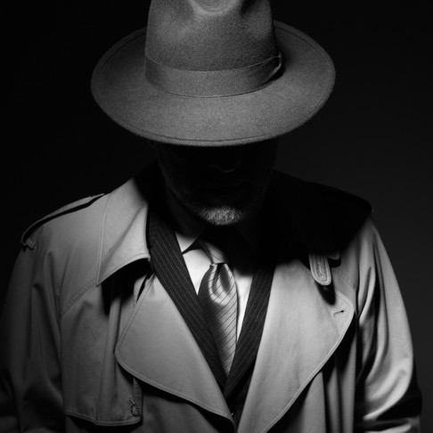 The Gentleman Thief by Joe Dimon