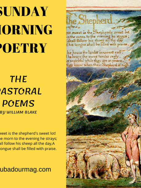 The Pastoral Poems of William Blake