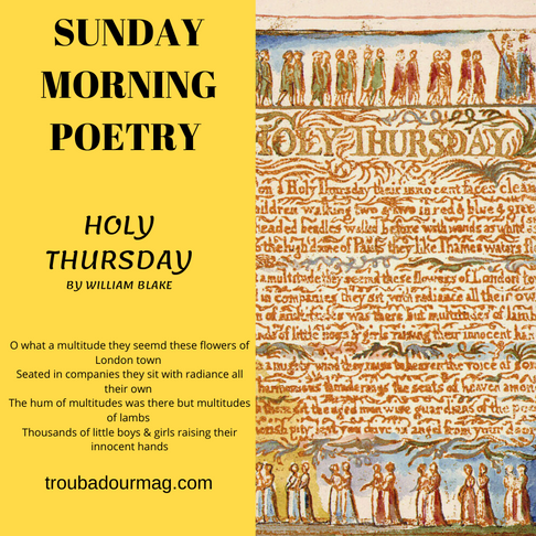 Holy Thursday by William Blake