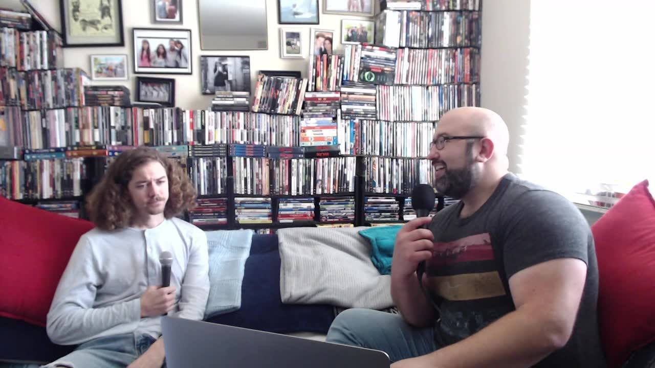 WHO WILL SIT ON THE IRON THRONE?  Chris De Pretis and I had a great conversation about film, art, making movies, the changing medium of media and of course who will sit on the iron throne.  Check out this conversation between two film production majo