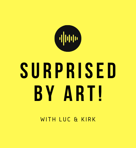 Introducing a New Art Podcast