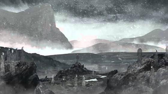 Dream-Land by Edgar Allan Poe