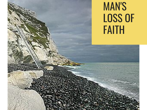 Surprised by Art: Man's Loss of Faith