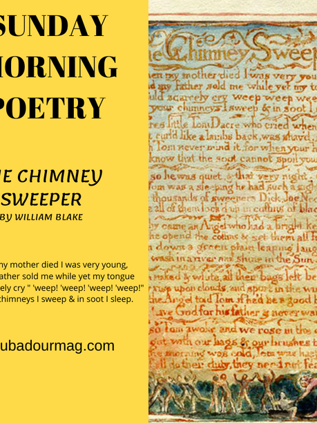 The Chimney Sweeper by William Blake