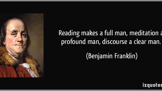Francis Bacon & Benjamin Franklin: Thinking in the 21st Century