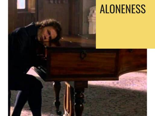 Surprised by Art #6: Aloneness
