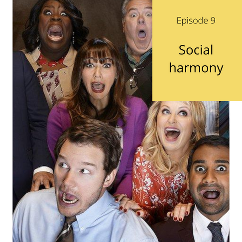 Surprised by Art #9 Social Harmony