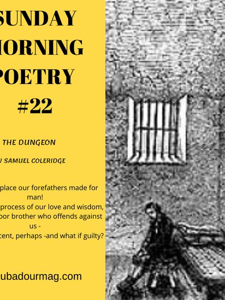 The Dungeon by Samuel Taylor Coleridge